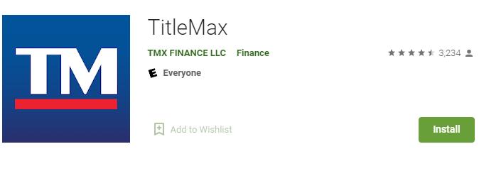 TitleMax App
